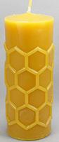 Bienenkorb und Imkermotive