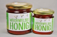 Werdenfelser Honig - 250g Glas